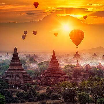 27 Days Indochina Ultimate Escape Tour – See Cambodia, Vietnam, Laos, Thailand & Myanmar