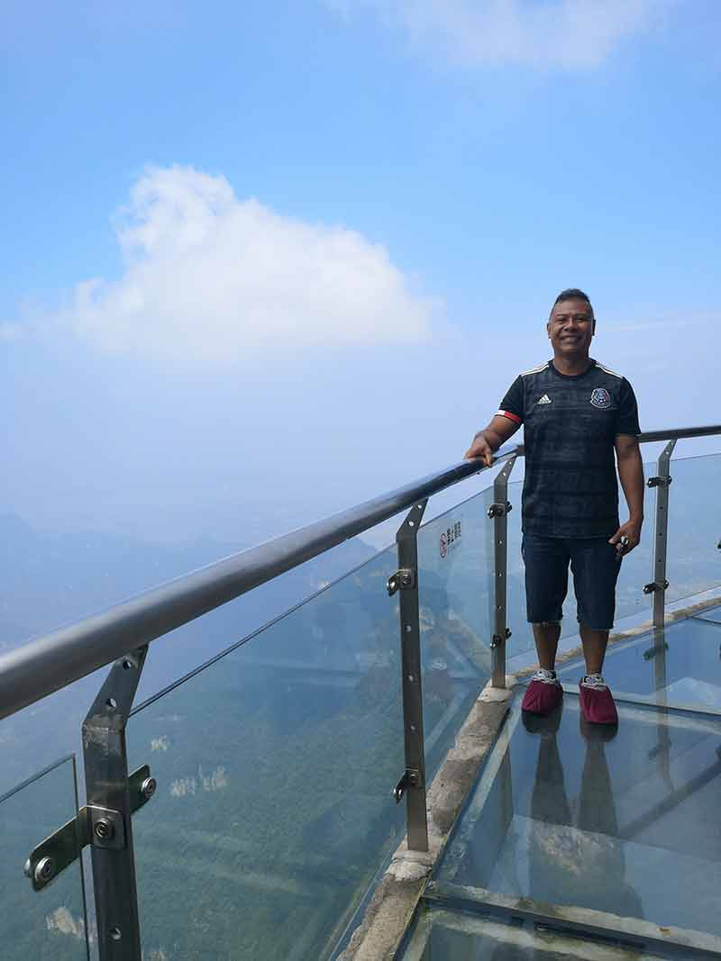 Travel Memory 2019 August September Zhangjiajie 1