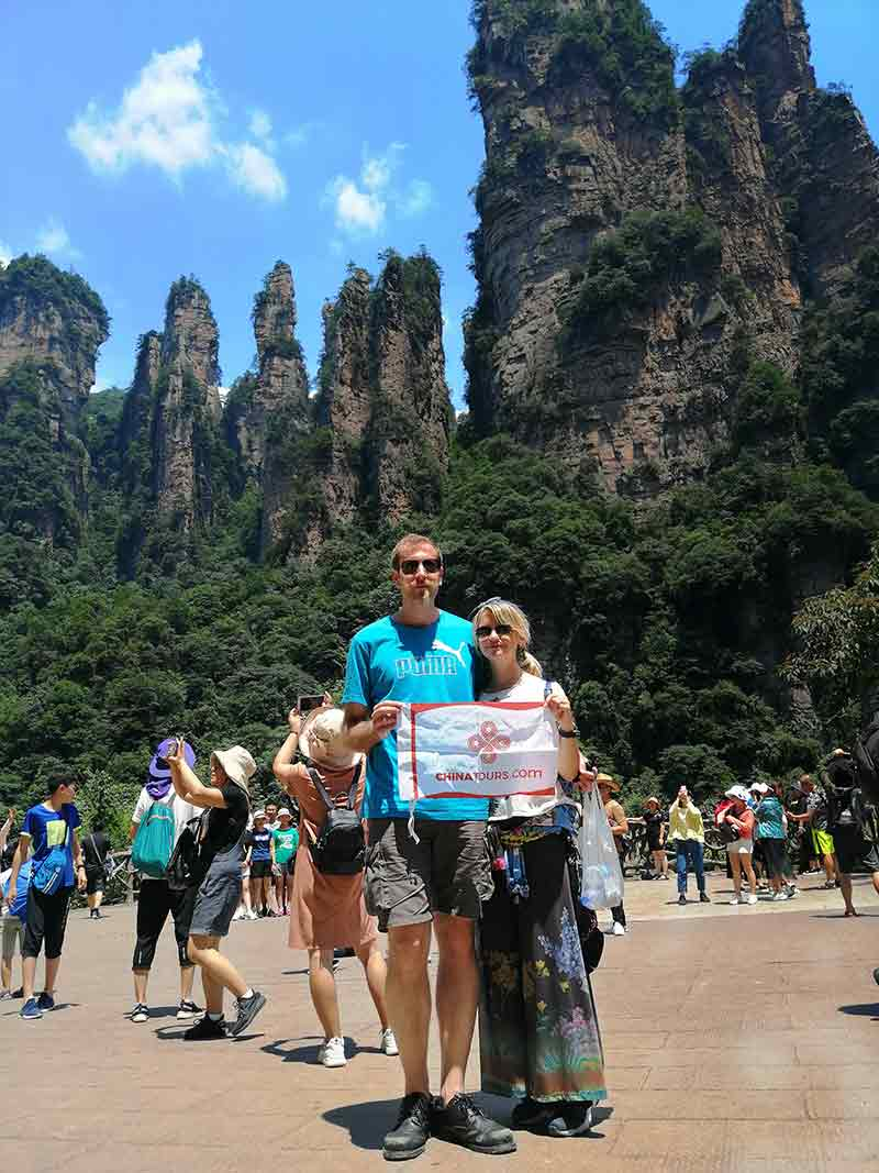 Travel Memory 2019 August September Zhangjiajie 3