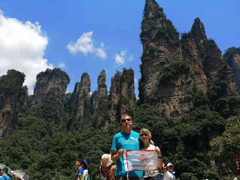 Travel Memory 2019 August September Zhangjiajie 4