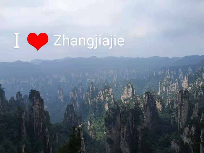 Travel Memory 2019 August September Zhangjiajie 6