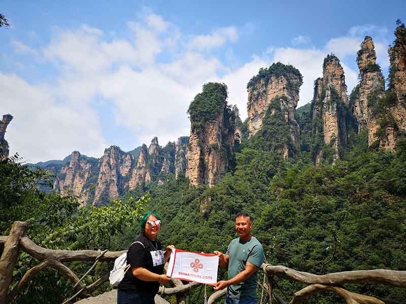 Travel Memory 2019 August September Zhangjiajie 7