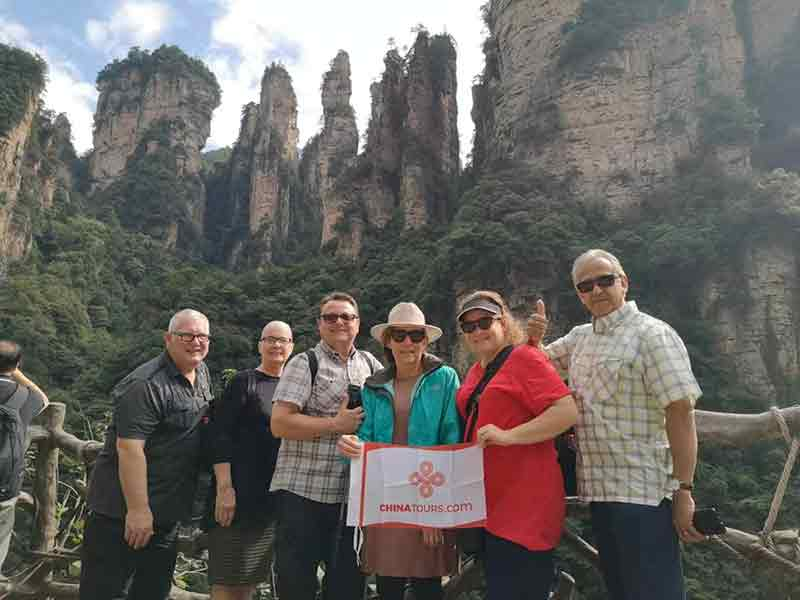 Travel Memory 2019 August September Zhangjiajie 9
