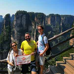 Travel Memory-2019 August to September, Zhangjiajie