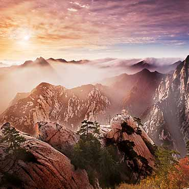 Xian – Mount Hua Day Tour