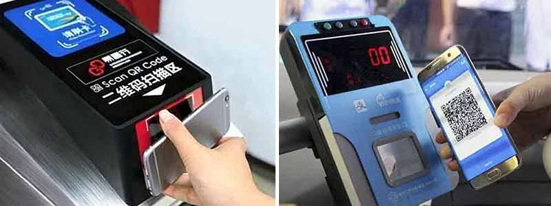 7 Use Alipay On Your China Tour Take Public Transport Scan