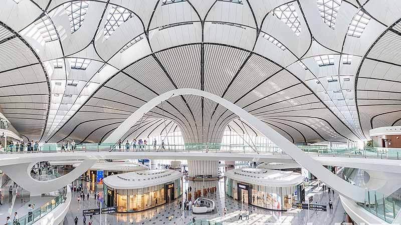 China Tours Daxing International Airport 2