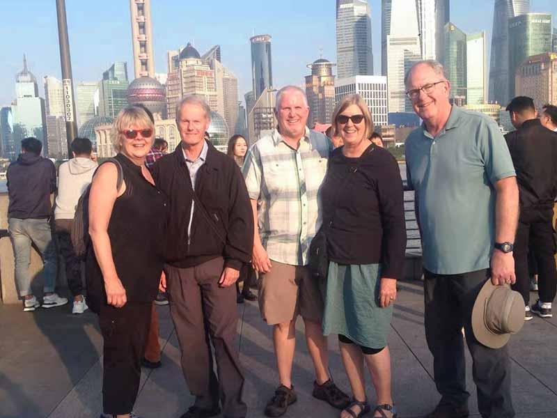 China Tours October 2019 Shanghai Bund 1