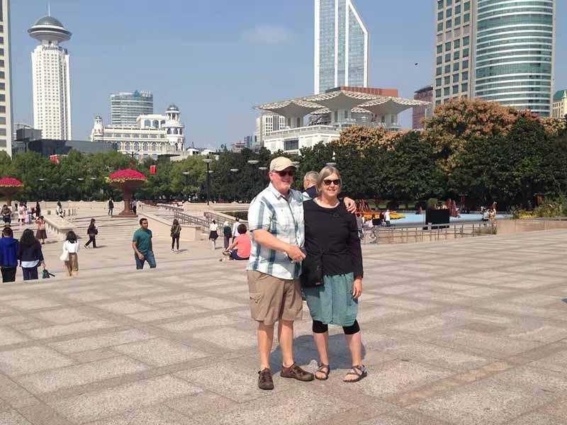 China Tours October 2019 Shanghai Bund 2