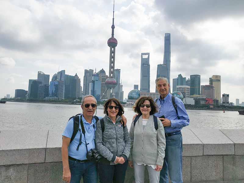 China Tours October 2019 Shanghai Bund