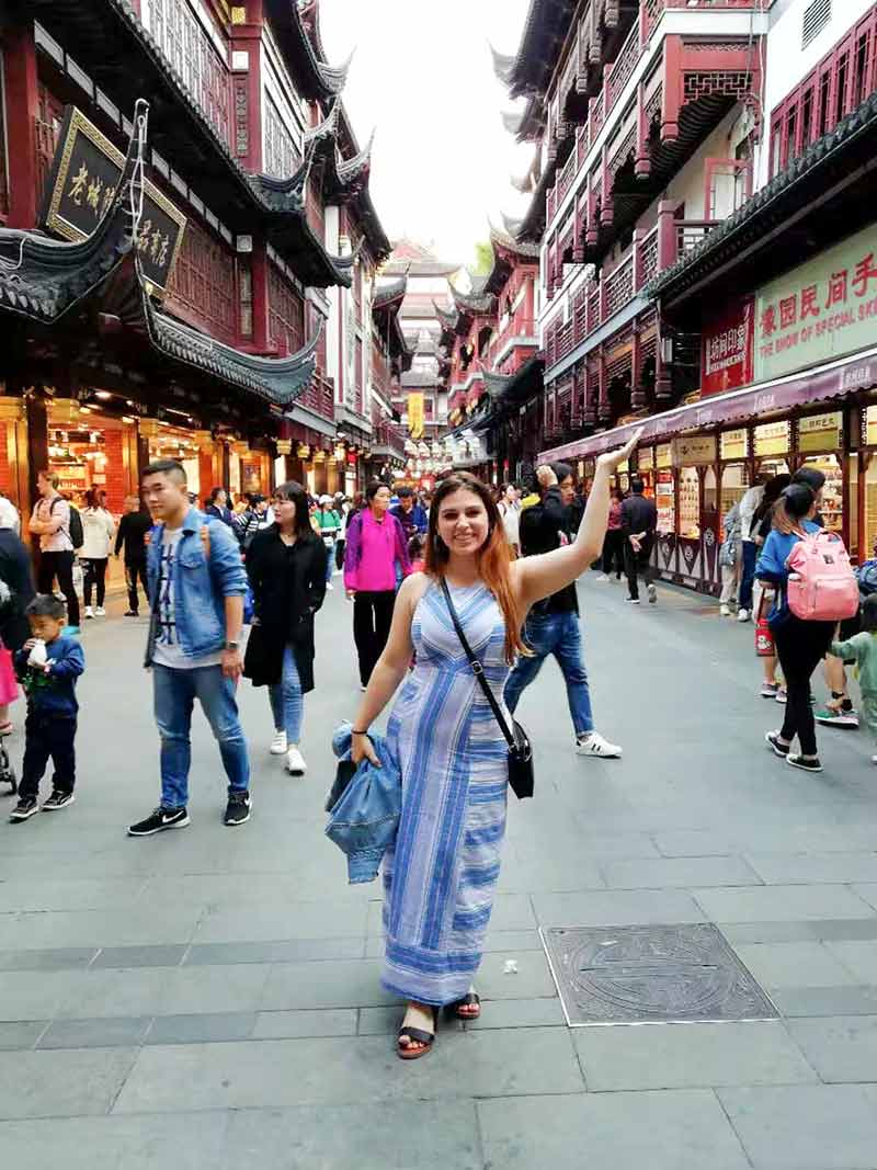 China Tours October 2019 Shanghai Yuyuan Garden