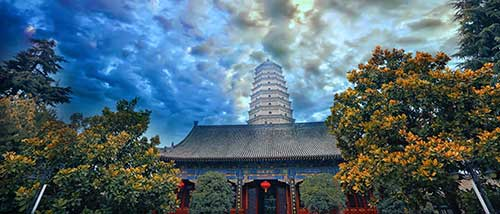 10 Famen Temple 1