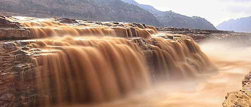 13 Hukou Waterfall