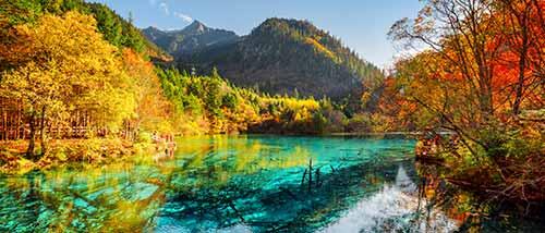 7 Jiuzhaigou
