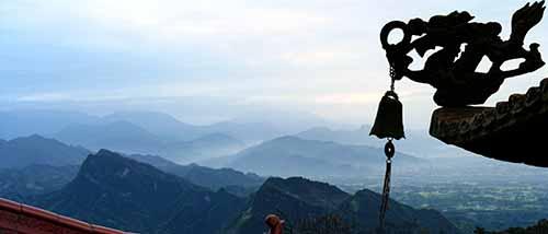 8 Mount Qingcheng