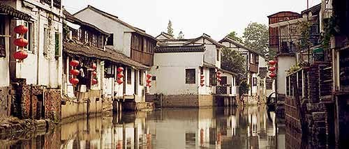 8 Zhujiajiao Ancient Watertown