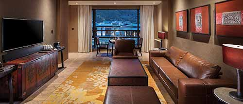 Hilton Jiuzhaigou Resort 5