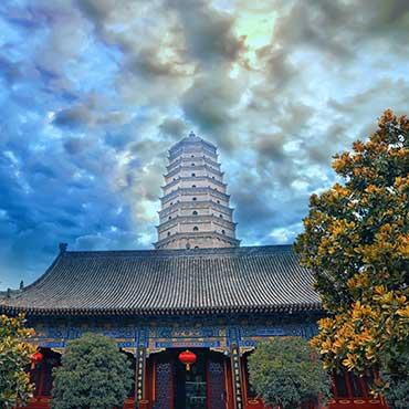 Xian – Famen Temple & Qianling Mausoleum Day Tour