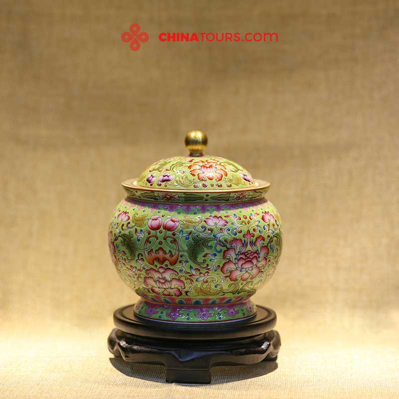 Jingdezhen Porcelain Artware Co. Shanghai Tours