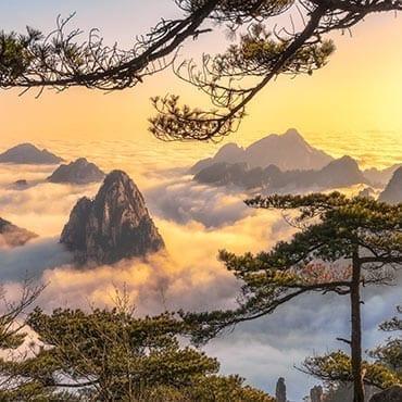 Hangzhou + Mount Huangshan 4N5D Tour
