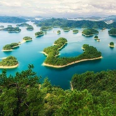 Hangzhou + Qiandao Lake 1N2D Tour