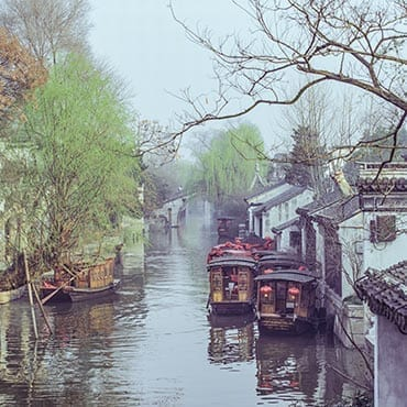 Hangzhou – Nanxun Water Town Day Tour