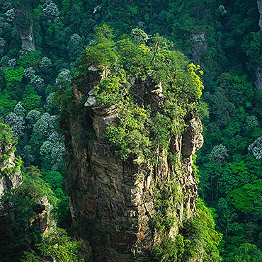 Zhangjiajie 2 Days Tour