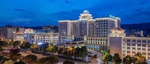 Zhangjiajie Sunshine Hotel 1