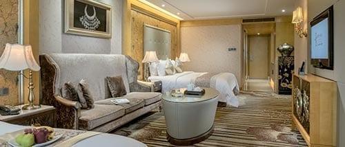 Zhangjiajie Sunshine Hotel 3