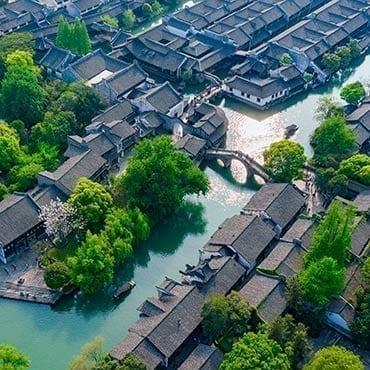 Hangzhou + Wuzhen Water Town + Mount Huangshan 4N5D Tour
