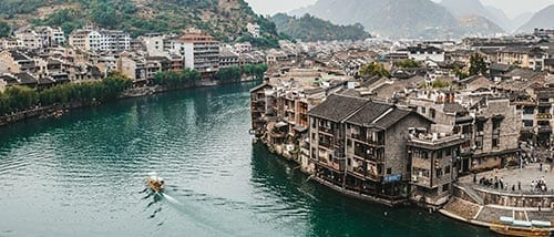 36 Zhenyuan Ancient Town