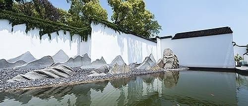 Suzhou Museum Building