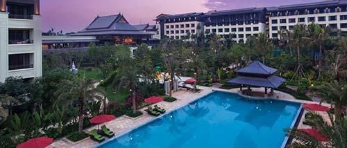 Doubletree Resort By Hilton Xishuangbanna 4