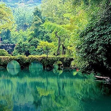 Guiyang – Kaili – Zhenyuan – Libo 5N6D Tour