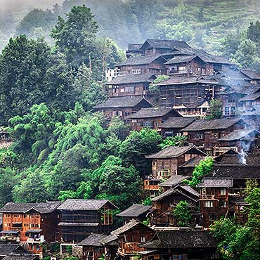 Guiyang – Kaili Miao Villages One Day Tour