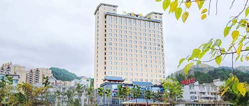 Tiantai Hotel 1