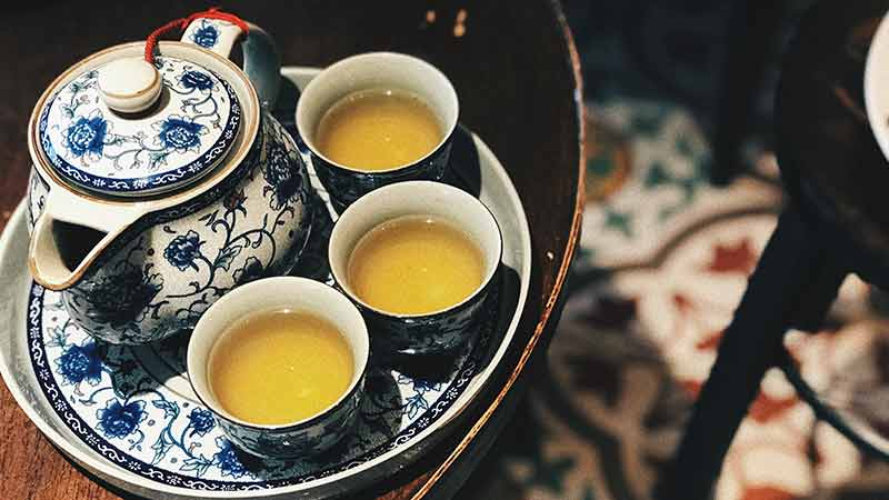 buy Chinese tea in China