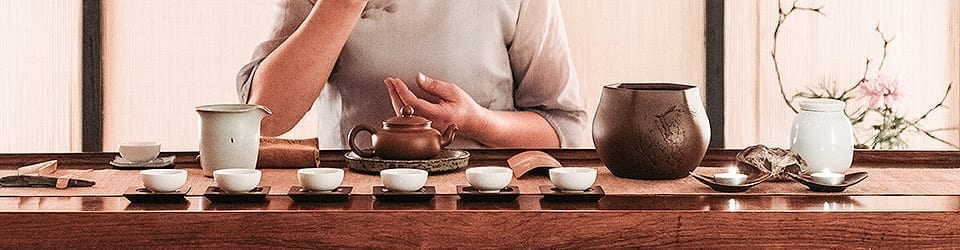 Fancy a Chinese tea ceremony? Here's everything a westerner needs to know