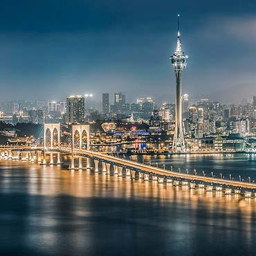 Hong Kong + Zhuhai + Macau 4N5D Tour