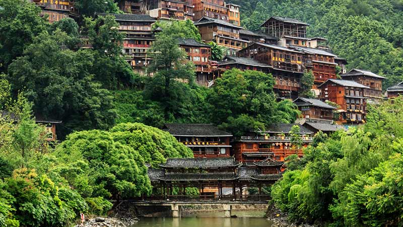 ancient Chinese architecture styles