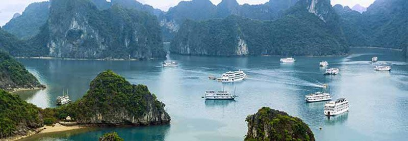 Make The Most Of A 7 Day Indochina Tour Halong Bay B