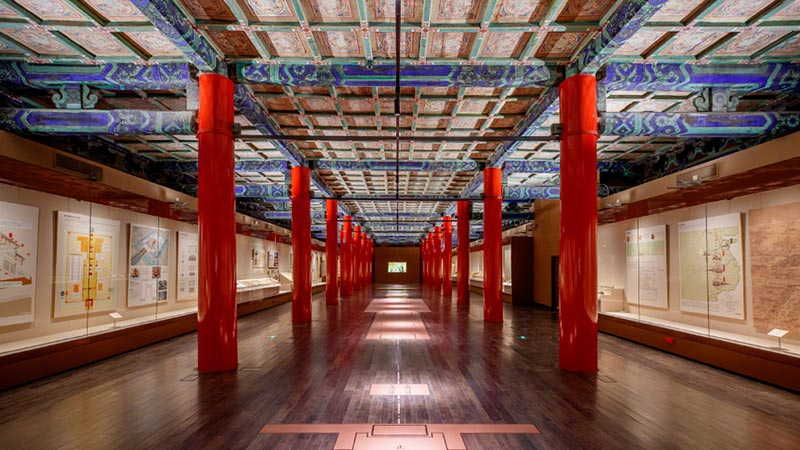 China Attraction Forbidden City Exhibition