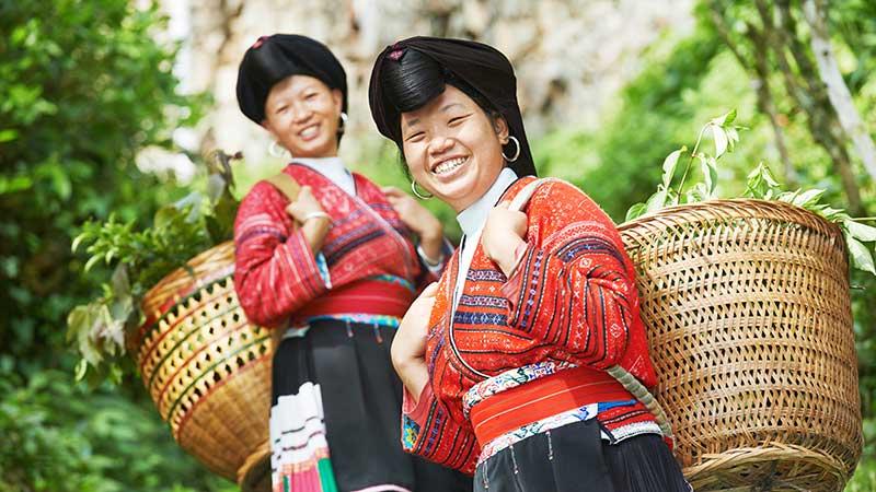 China Attractions Longji