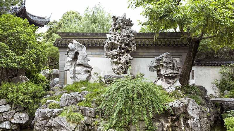 China Attractions Yu Garden