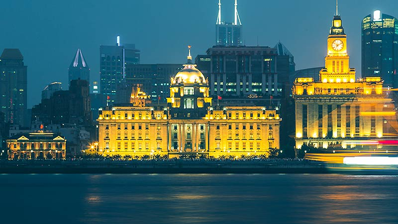 China Attractions The Bund