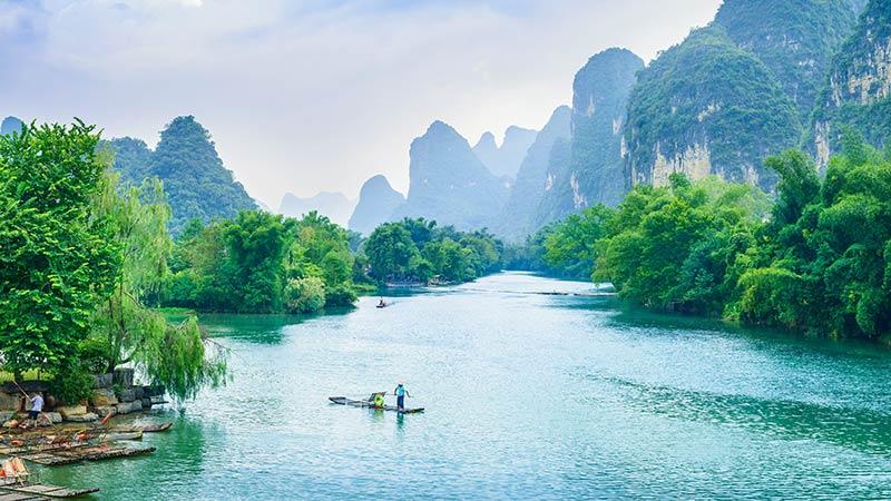 Li River And Yangshuo