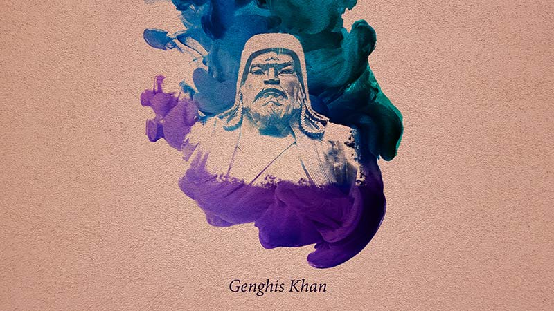 Chinese Emperors Genghis Khan