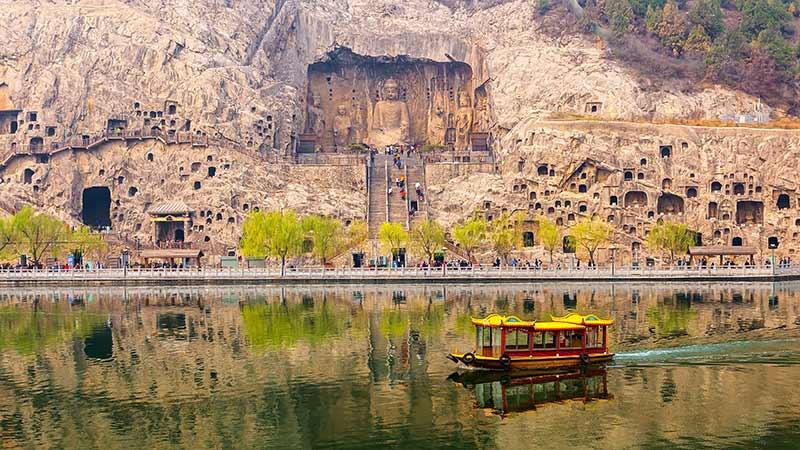 Buddhism In China Longmen Grottoes