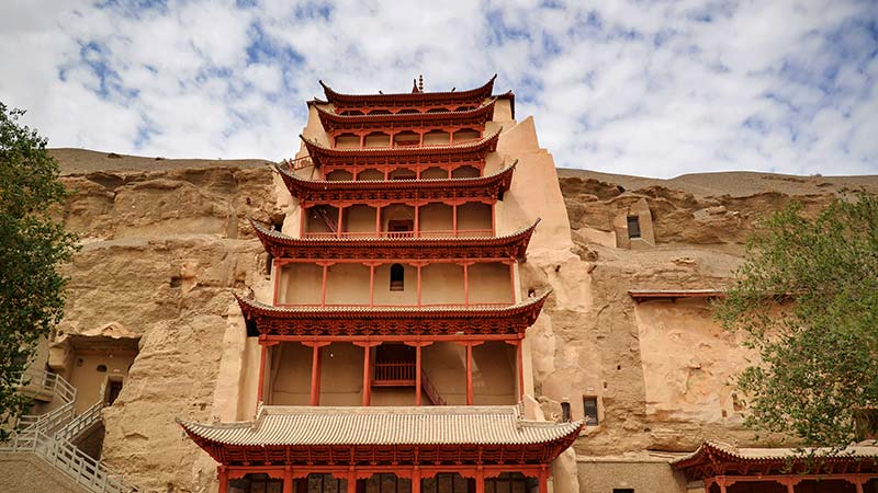 Buddhism In China Mogao Caves