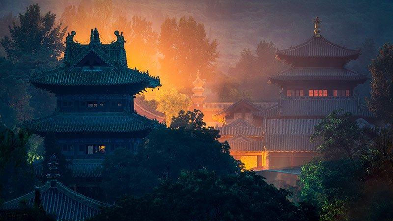 Buddhism In China Shaolin Temple